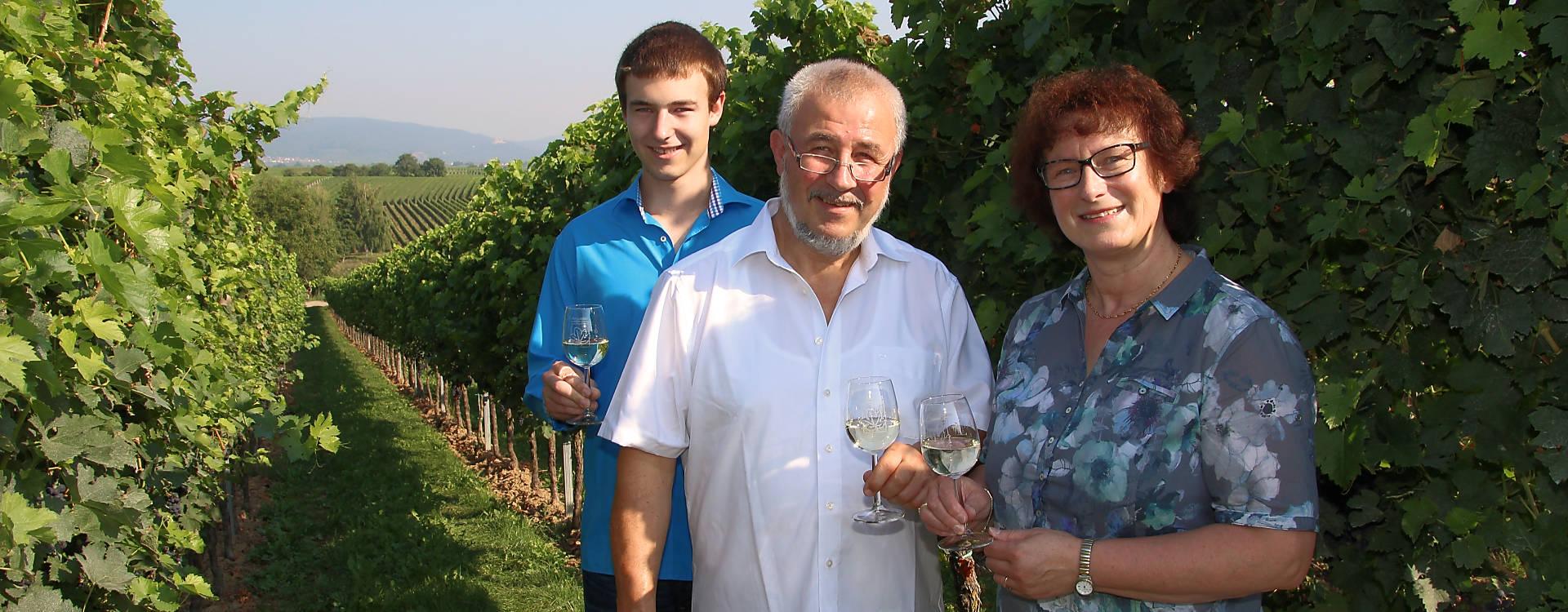 Wein ist unsere Leidenschaft