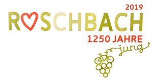 Das 1250-Jahre-Jubiläum in Roschbach.